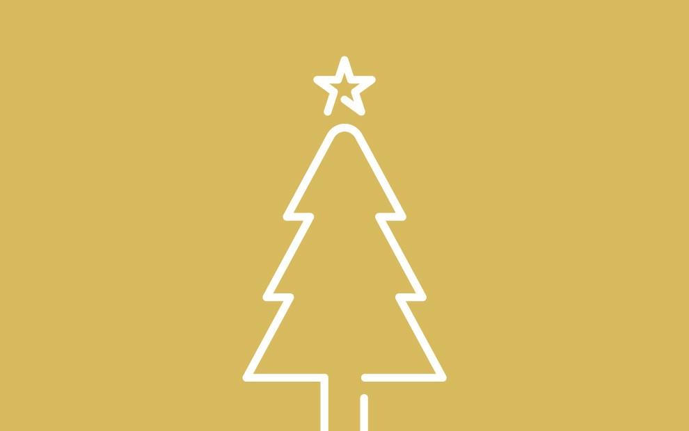 KUHN wünscht schöne Weihnachten.